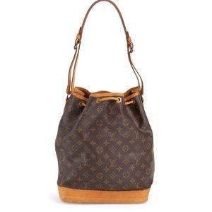 Louis Vuitton petite  noe GM bucket bag
